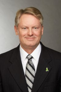 Portrait of Chief Financial Officer Jim Boyd