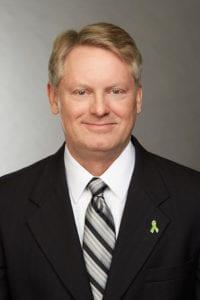 Portrait of Chief Financial Officer Jim Boyd