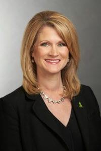 Portrait of Chief Operating Officer Lori Markham