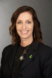 Portrait of Chief Administrative Officer Tina Kirsch