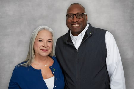 Image of Colleen and Alonzo Jamison
