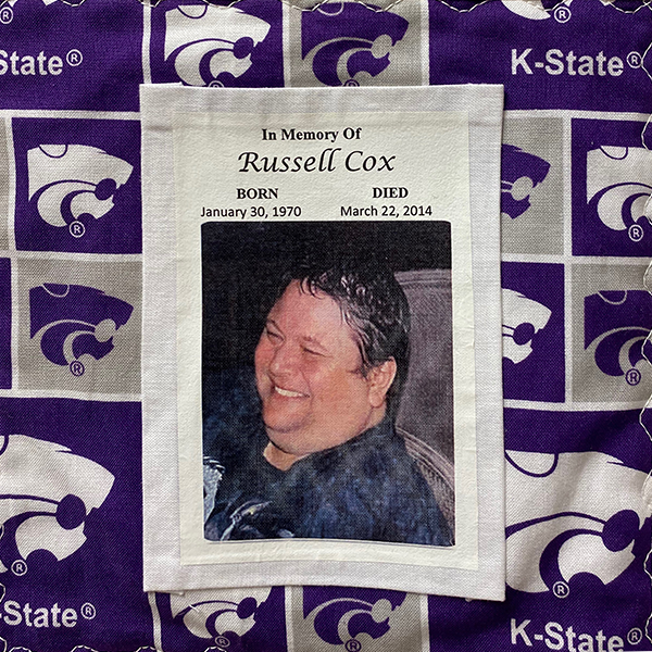 Russell Cox
